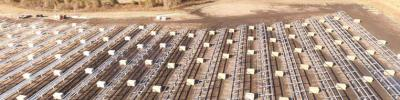 Hanover Solar Project farm